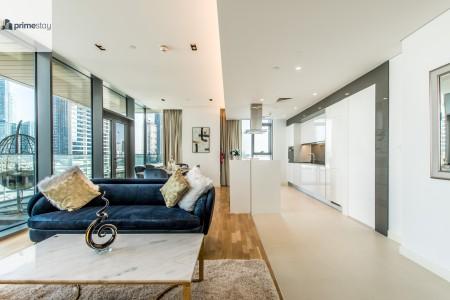 Luxury 2 Bedroom JBR & Sea View All Bills Included