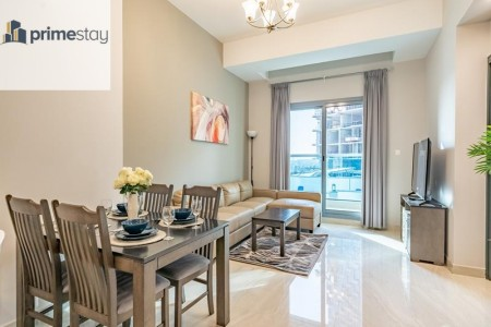 Modern and Upscale 1BR in Business Bay