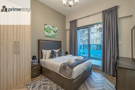 Brand-new Beautifully furnished 4BR in Business Bay