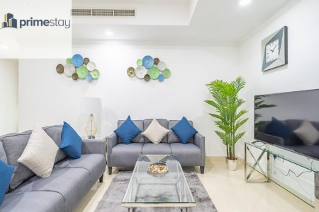 Fully Upgraded Stylish and Unique 2BR in JLT