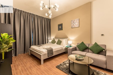 Amazing Price: Fabulous Newly Furnished Studio in JVT