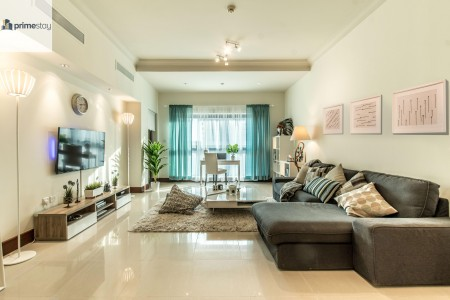 Fabulous 1BR in Palm Jumeirah